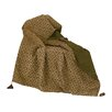HiEnd Accents Pine Reversible Chenille Polyester Throw Blanket
