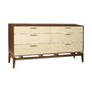 Copeland Furniture SoHo 6 Drawer Dresser