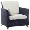 All Things Cedar Deep Seating Arm Chair with Cushion