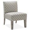 DHI Palomar Slipper Chair in Grey