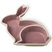 <strong>October Hill</strong> Bunny Divided Serving Dish