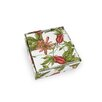October Hill Passion Boxed Cocktail Napkins (40 Count)