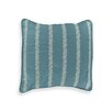 """Laura Ashley Whitfield 16"""" Embroidered Decorative Pillow"""