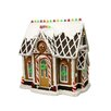 <strong>Byers' Choice</strong> Gumdrop Gables Gingerbread House Figurine