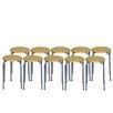 Furinno Gaya Stackable Chair (Set of 10)
