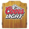 <strong>Coors Light Dart Cabinet Set</strong> by Trademark Global