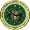 "<strong>Trademark Global</strong> U.S Army 14.5"" Symbol Double Ring Neon Wall Clock"
