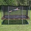 Skywalker Trampolines Camo 14' Square Trampoline and Enclosure