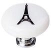 """Sietto New Vintage 1.25"""" Eiffel Tower Round Knob"""