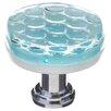 "Sietto Texture 1.25"" Honeycomb Round Knob"