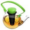 <strong>Glass Teapot with Clip Handle</strong> by QDO