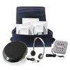 Buhl Ultra Portable CD Listening Center with 4 Station