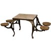 Sarreid Ltd The Scottish Whiskey Parlor Table