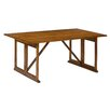 Sarreid Ltd Architect's Extendable Dining Table