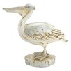 Woodland Imports Polystone Pelican Statue