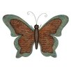 <strong>Woodland Imports</strong> Prose Styled Irish Butterfly Wall Décor