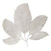 Woodland Imports Decorative Leaf Wall Décor