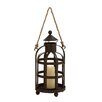 <strong>Woodland Imports</strong> The Timeless Metal Lantern