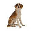 Woodland Imports Classy Polystone Dog