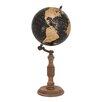 Woodland Imports Antique and Unique Floor Globe