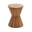 Woodland Imports The Cool Wood Plank Stool