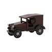 Woodland Imports Contemporary Styled Wood Car Sculpture