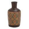 Woodland Imports Attractive Terracotta Vase