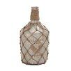 Woodland Imports Elegant Styled Awestruck Glass Bottle Vase