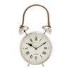Woodland Imports The Jolly Metal Table Clock