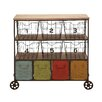 <strong>Storage Cart</strong> by Woodland Imports