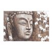 Woodland Imports The Holy Painting Print on Canvas in Brown