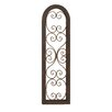Woodland Imports Elegant and Attractive Wood / Metal Wall Décor