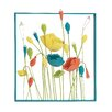 Woodland Imports Beautiful Summertime Blossom Metal Wall Décor