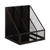 <strong>Attractive Metal Magazine Rack</strong> by Woodland Imports