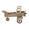 Woodland Imports Exclusively Fancy Wood Plane Planter