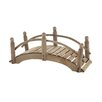 <strong>Attractive Creative Wood Garden Bridge Planter</strong> by Woodland Imports