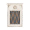 Woodland Imports Striking Styled Wood Wall Décor