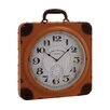 <strong>Woodland Imports</strong> Eye Catching Metal Table Clock