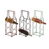 <strong>Woodland Imports</strong> The Simple Metal Wine Holder (Set of 3)