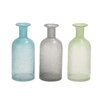 <strong>Woodland Imports</strong> Great Glass Bottle Vase (Set of 3)