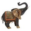 <strong>Woodland Imports</strong> Fantastic Metal Elephant Statue