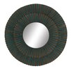 <strong>Contemporary Styled Beautiful Metal Wall Mirror</strong> by Woodland Imports