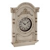 Woodland Imports Timeless and Accurate Wood Wall Clock