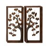 <strong>2 Piece Wall Décor</strong> by Woodland Imports