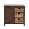 Woodland Imports Basket Dresser