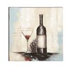 Woodland Imports Simple and Beautiful Painting Print on Wrapped Canvas