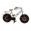 Woodland Imports Unbelievable Styled Fancy Metal Wood Bicycle