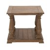 Woodland Imports Wood End Table