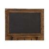 Woodland Imports Coat Rack 2' x 2.5' Chalkboard I