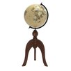 <strong>Gorgeous Wood and Metal Globe</strong> by Woodland Imports